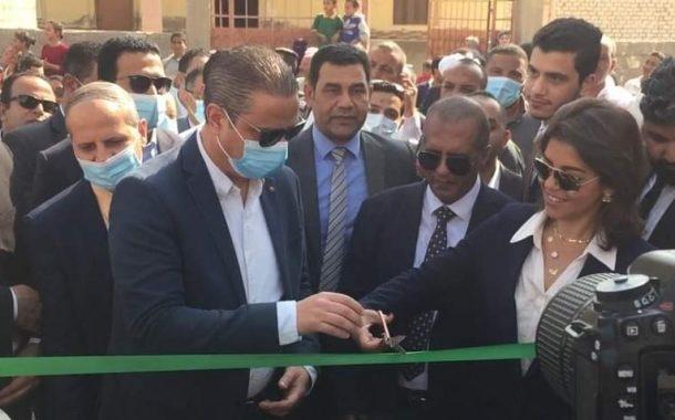 البنك الأهلي المصري يستكمل تمويل وتطوير العملية التعليمية بمحافظات مصر