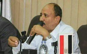 وفاة الدكتور جمال اسماعيل نائب رئيس نادى كيما اسوان السابق