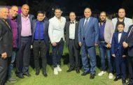 بالصور.. عمر كمال يُشعل حفل زفاف النقيب مصطفى قنطوش بالإسكندرية
