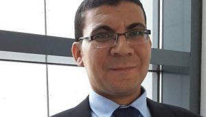 الدكتور محمد سالم يفوز بجائزه الدكتور مصطفى بهجت عبد المتعال للمتميزين من أعضاء هيئة التدريس