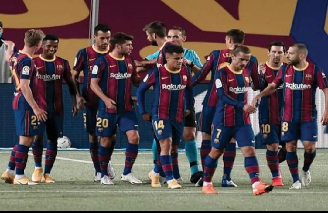 برشلونة الأكثر تضررا.. رابطة الليجا تنشر قائمة بسقف رواتب اللاعبين