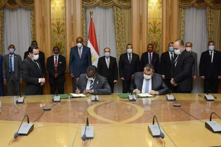 وفد منظومة الصناعات الدفاعية السودانية يزور عدد من شركات ووحدات الإنتاج الحربي