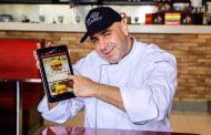 الشيف جورج غريب لجريدة اسبانية : كتابى الجديد سيكون موسوعة غذائية مع فنون الطبخ