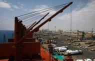 جانب من ميناء بورسودان تكدس البواخر يرفع كلفة الشحن 300%