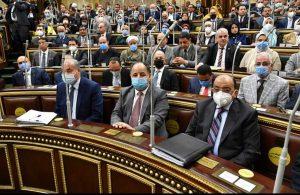 البرلمان أشاد ببيان الحكومة وجهودها رغم أزمة كورونا