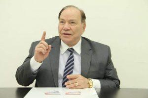 د. صديق عفيفي يبدى تفاؤله تجاه مجلس النواب الجديد