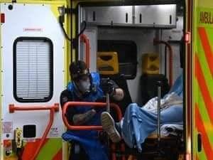 مستشفيات بريطانيا اكتظت بالمصابين كورونا