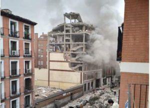 4 قتلى حصيلة تسرب للغاز داخل مبنى بمدريد