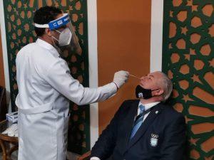 اللجنة الطبية لبطولة كأس العالم لكرة اليد تقديم الخدمة ل 132 فرد من المشاركين
