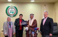رئيس البرلمان العربي يثمن جهود المجلس القومي المصري للأمومة والطفولة
