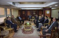 عمرو حنفي: الرئيس السيسي يقدم كل الدعم لرجال الشرطة وأسر الشهداء ففي العيد القومي للمحافظه