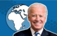 جو بايدن الرئيس الأميركى السادس والأربعين فى تاريخ البلاد