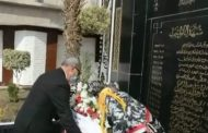 محافظ القليوبية يضع إكليلا من الزهور على قبر الجندى المجهول بمناسبة عيد الشرطة ال ٦٩