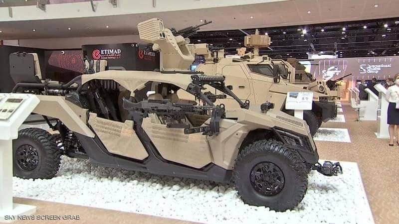 القوات المسلحة الإماراتية أعلنت عن توقيع 19 صفقة بقيمة 5,030 مليار درهم