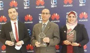الهندسة الالكترونية تحصد المركز الأول كأفضل أكاديمية على مستوى الجامعات المصرية