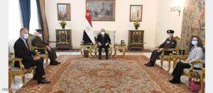 السيسي السودان.. جزء لا يتجزأ من أمن مصر واستقرارها