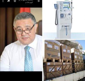 عمرو حنفي: تكليفات صارمة من رئيس الوزراء بتقديم أفضل خدمة صحية للمواطنين بالمستشفيات الحكومية
