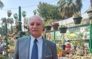 عاشق الصبار قضى ثروت بدوي 23 سنة في زراعة الصبار بمصر