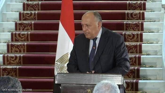سامح شكري: الاتفاق بشأن سد النهضة ضروري