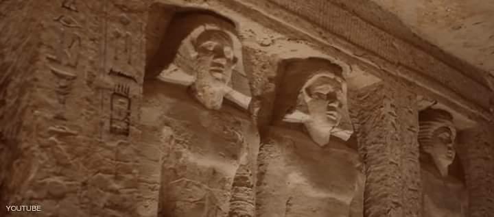 لقطة من فيلم مصر الحضارةالمخرج يكشف كواليس العمل