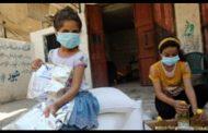 لآجئوا غزة يتخوفون من تقليص الأونروا للمساعدات الغذائية.