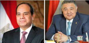 محافظ البحر الأحمر يهنئ الرئيس السيسي بحلول شهر رمضان المبارك