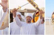 البلوجر الإماراتى سهيل بن يميع السبوسى: أسعى لتحقيق إنجازات جديدة فى سباقات الهجن