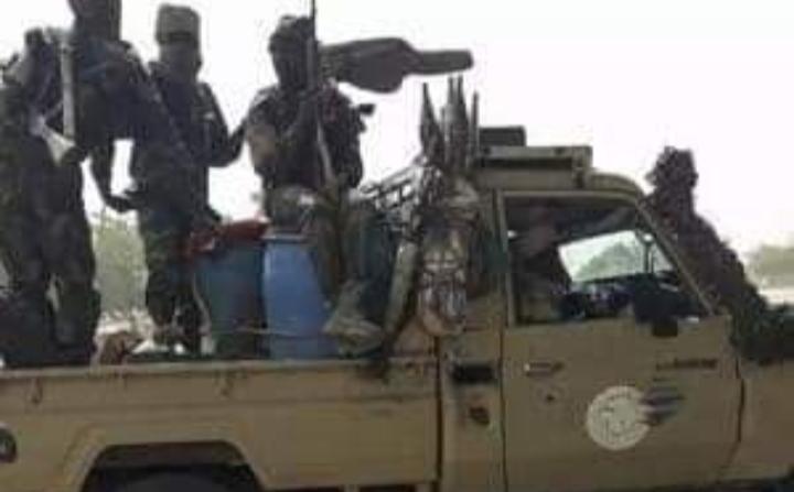 المجلس العسكري التشادي يعلن أسر عدد من المسلحين