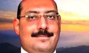 النائب // أحمد المصرى ... يهنىء السيد الرئيس بمناسبة قرب حلول عيد الفطر المبارك
