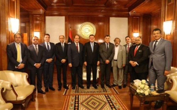 زيارة رئيس جهاز المخابرات المصري تفضى بفتح الطريق الساحلي