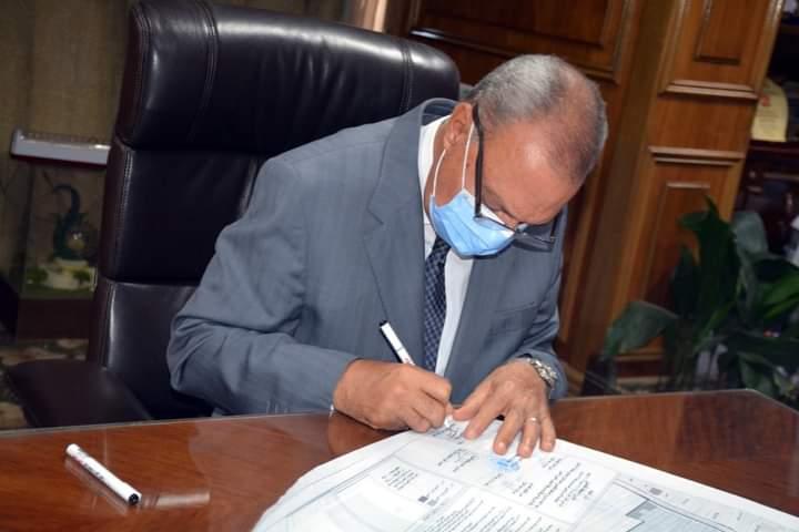 محافظ القليوبية يعتمد المخطط التفصيلي لمدينة طوخ