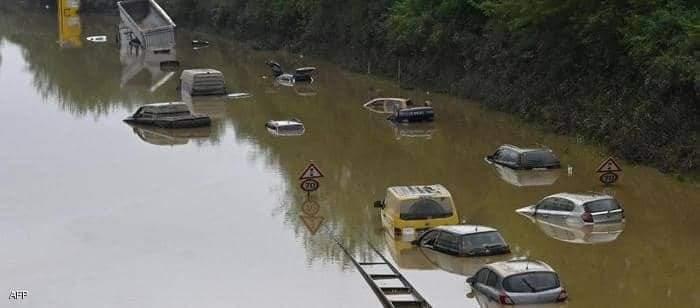 آثار مرعبة تهدد البشرية في تغير المناخ