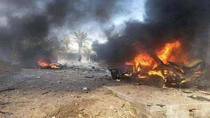 تنظيم داعش الإرهابي في ليبيا يبحث عن نقاط ارتكاز بديلة في ليبيا