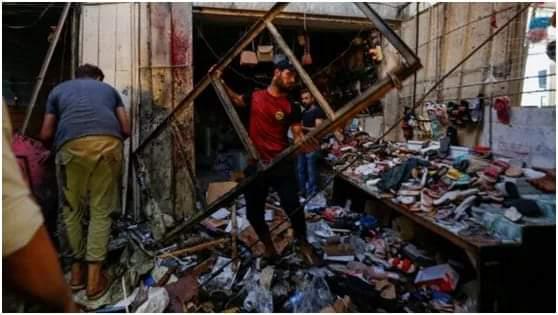 اللواء رضا يعقوب المحلل الاستراتيجي والخير الأمني ومكافحة الإرهاب تفجير مدينة الصدر: