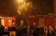 إصابة فتاة وشقيقها في حريق بقرية برديس بالبلينا بسوهاج