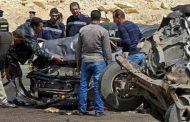 حادث تصادم بين حافلتين في الإسكندرية واصابه أكثر من 35 مصاب