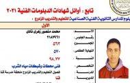 ابن قنا يحصد المركز الأول على مستوى الجمهورية في التعليم المزدوج