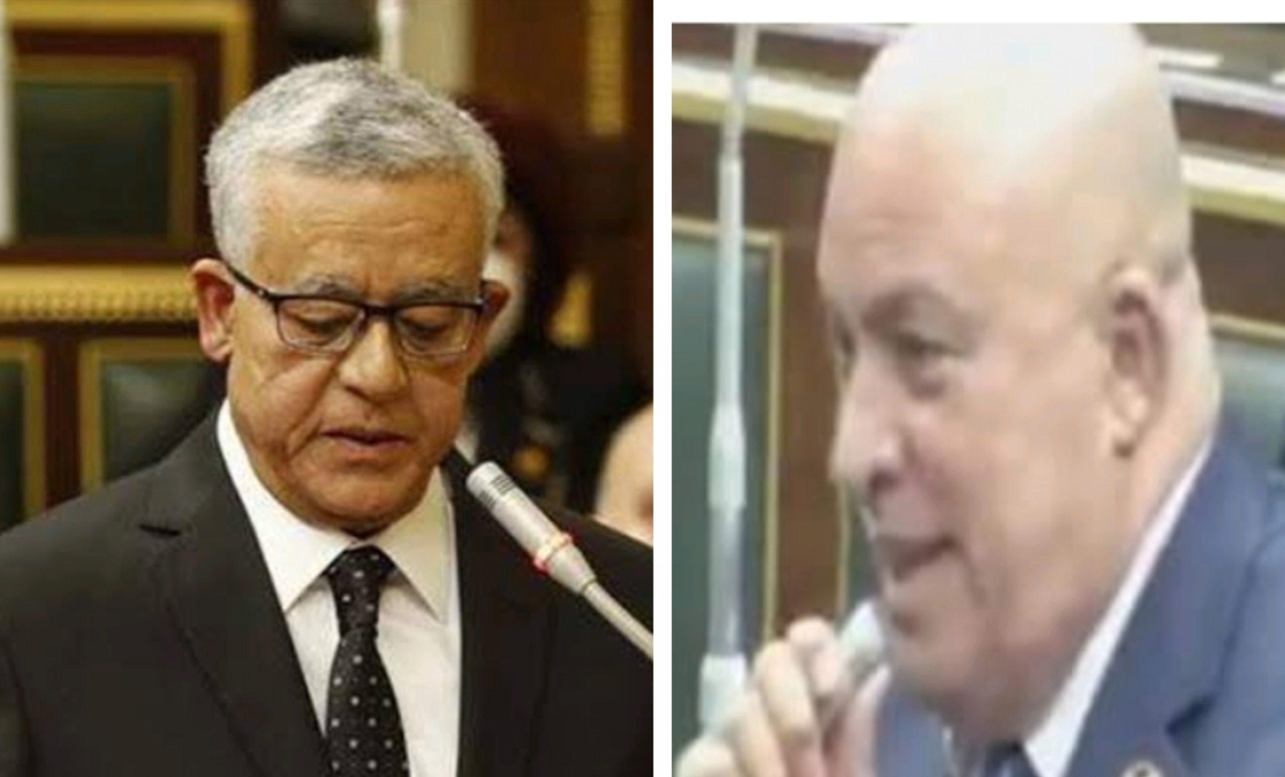 النائب خالد طايع يهنئ رئيس مجلس النواب بعيد الأضحى المبارك