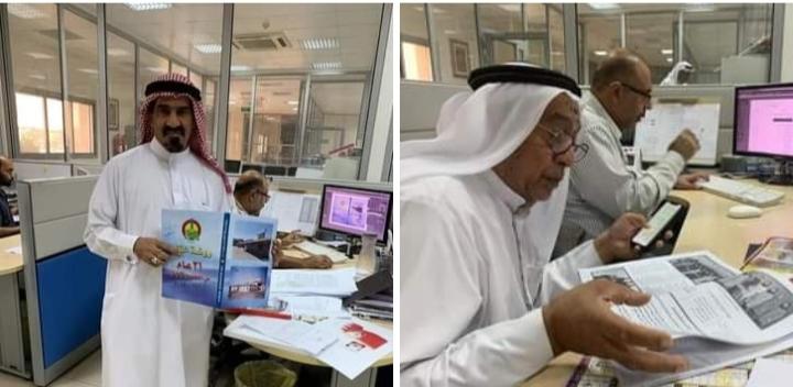 عبد الله منصور :ردود أفعال إيجابية على الكتاب الصادر عن روضة القلم