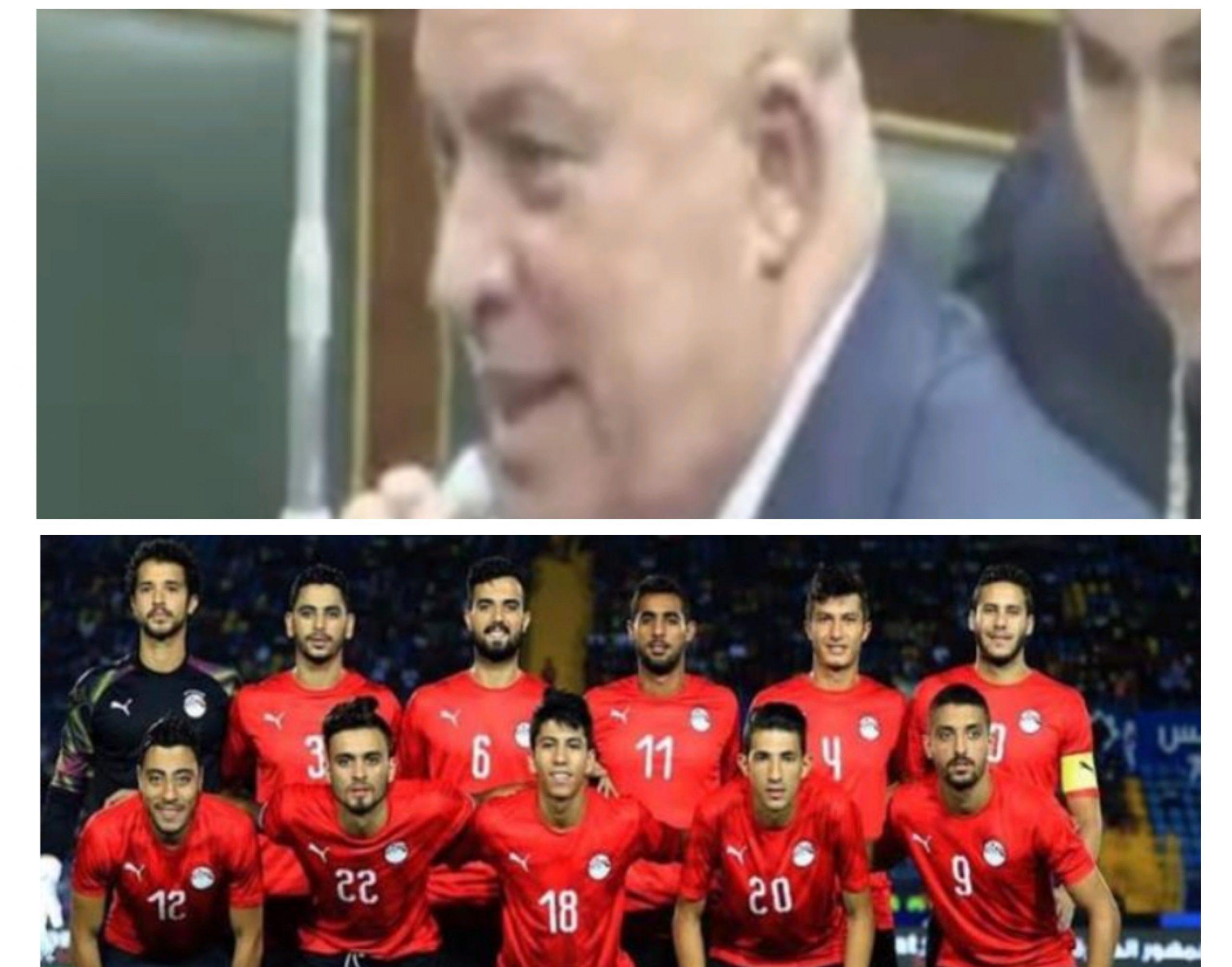 النائب خالد طايع يهنئ الفراعنة بعد التأهل لربع نهائي أولمبياد طوكيو 2020