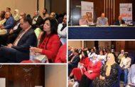 شبكة إعلام المرأة العربية تشيد بجهود الحفاظ على البيئة أثناء الاجتماعات برمسيس هيلتون