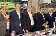 انتهاء فعاليات دورة كرة القدم لحزب مستقبل وطن بحى المنتزه بالاسكندريه