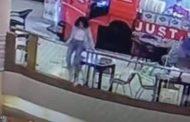 شابة مصرية ألقت بنفسها من أعلى طابق مرتفع داخل مركز تجاري.