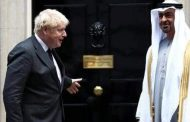 الشيخ محمد بن زايد في زيارة رسمية إلى بريطانيا لبحث مستجدات الشرق الأوسط