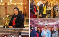 كلاكيت رابع مرة تحصد رانيا عثمان درع مهرجان بنت النيل