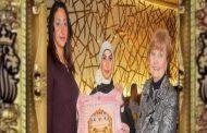 تنصيب صاحبة الامتياز الرائده أسماء مهنا سفيرة العلاقات الدبلوماسيه والتعاون الدولي