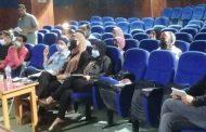 المركزية للتدريب تفتتح أولى ورشها التدريبية المباشره في عاصمة مصر الثقافية