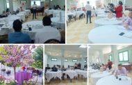 ورشة عمل لبرنامج تنمية صعيد مصر لتدريب أصحاب الصناعات الحرفية بقنا