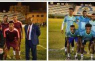 الداودي يشهد نهائي دوري مستقبل وطن لكرة القدم