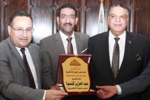 الشيمي: يشارك فعاليات اجتماع رئيس جامعة الاسكندرية بأعضاء مجلس الشيوخ بالأسكندرية